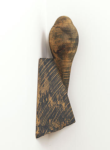 Martin Puryear Untitled c. 1986-87 Painted pine an...