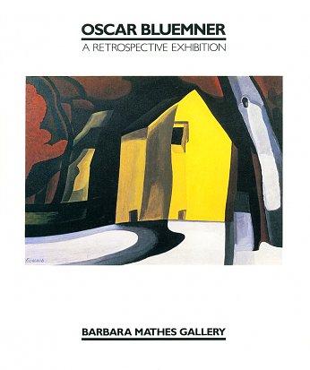 Oscar Bluemner: A Retrospective Exhibition