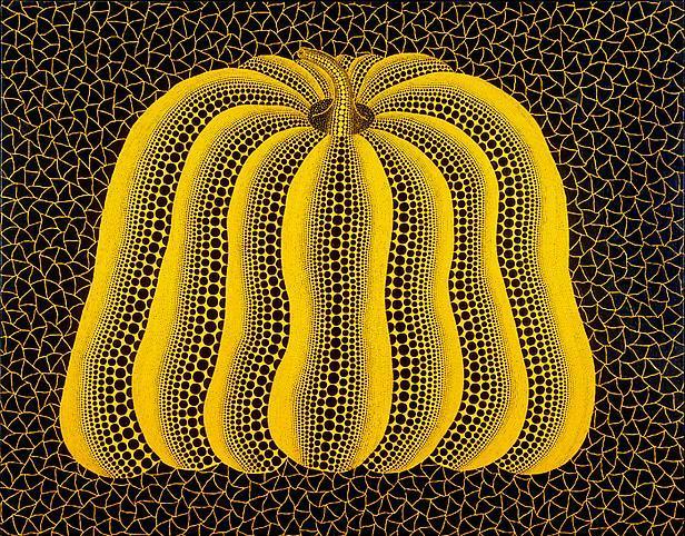 Yayoi Kusama (b. 1929) Pumpkin (TOTW) 2003 Acrylic...