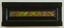 North American Vegetae #2 2007 Oil on wood 22 1/2...