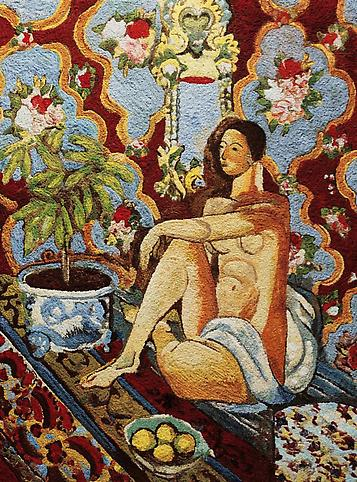 Vik Muniz (b. 1961) Decorative Figure on an Orname...