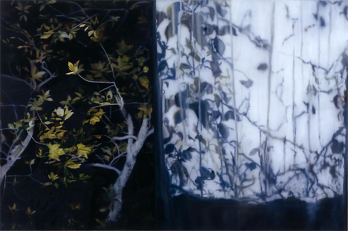 Karin Kneffel (b. 1957) Untitled #16 2008 Oil on c...