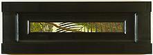 North American Vegetae #4 2007-08 Oil on wood 24 x...