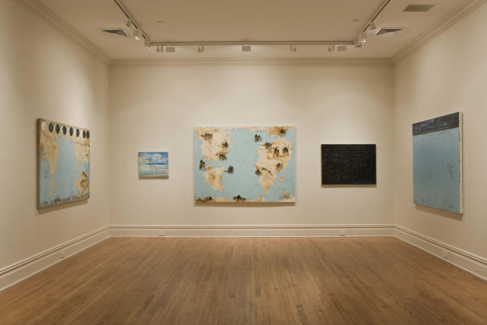 Pizzi cannella: earth, sky and sea - Exhibitions