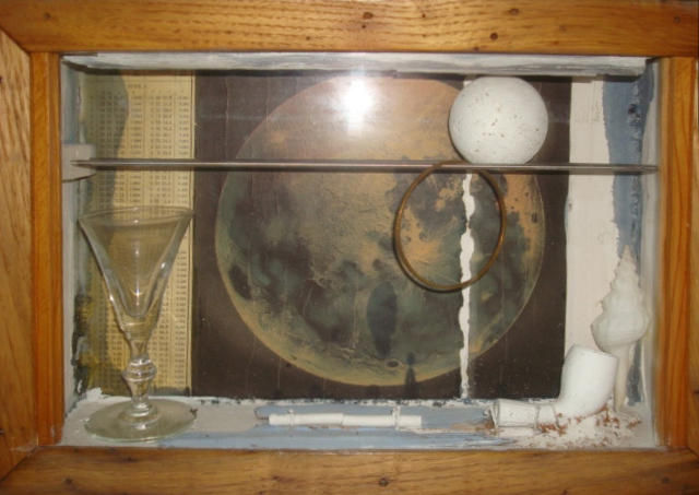 Joseph Cornell (1903-1972) Soap Bubble Set (Lunar...