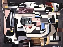 Collage: Abstract Expressionist & Pop