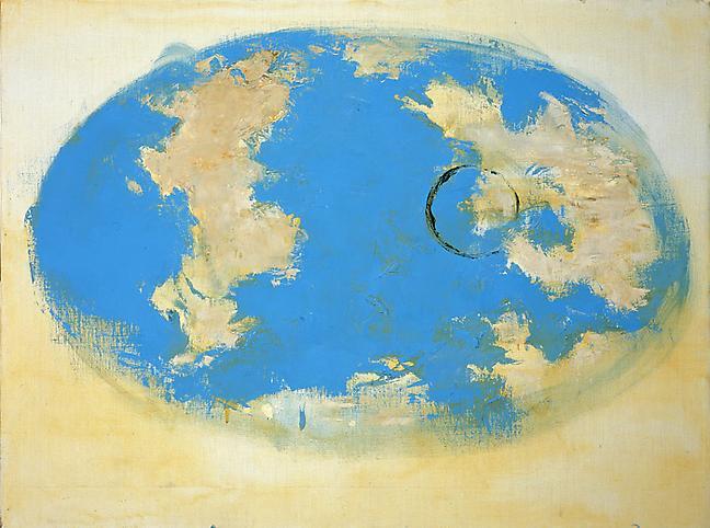 Pizzi Cannella (b. 1955) Mappa del Mondo 2007 Mixe...
