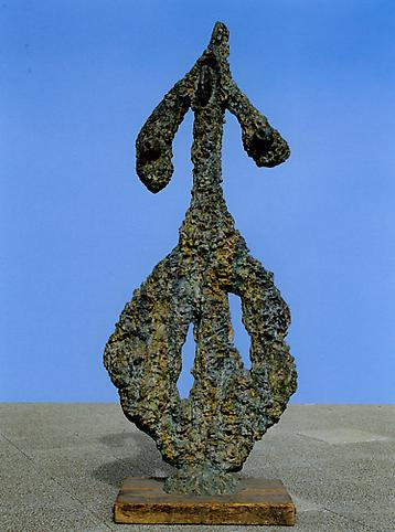 Joan Miró (1893-1983) Femme, 1968 Bronze 67...