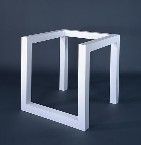 Sol LeWitt (1928-2007) Incomplete Open Cube 8/5, 1...