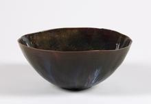 Coppetta c. 1965 Glazed polychrome ceramic 2 3/8 x...