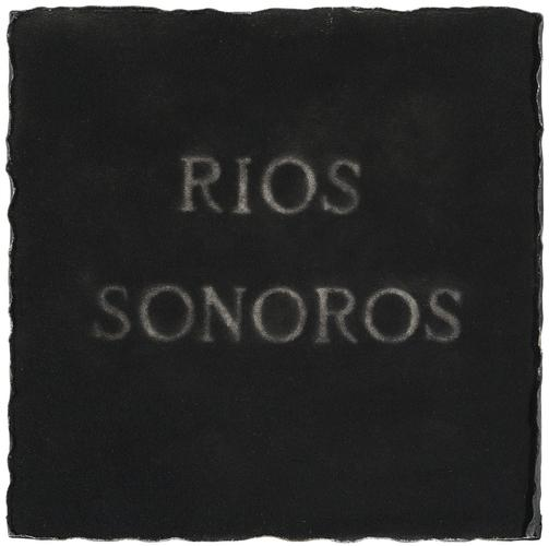 Pier Paolo Calzolari, Rios Sonoros, 1973, Burned s...