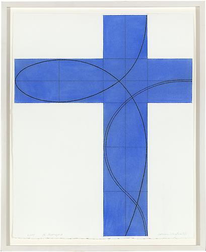 Robert Mangold (b. 1937) Column Structure XXII, 20...