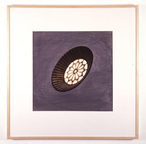 Jan Dibbets (b. 1941) Orvieto, 1989 Color photo, p...