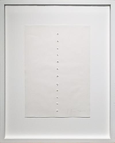 Lucio Fontana (1899-1968) Concetto spaziale, 1965...