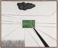 Allan D'Arcangelo, Double Overpass #2, 1960, A...