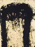 Richard Serra (b. 1939) Untitled (Videy Drawing),...