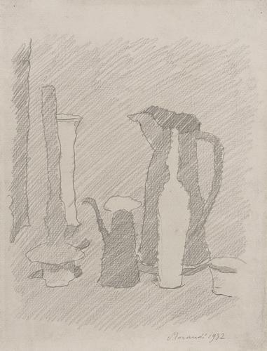 Giorgio Morandi (1890-1964) Natura Morta (Still Li...