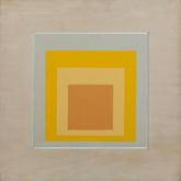 Josef Albers (1888-1976) Study for Homage to the S...