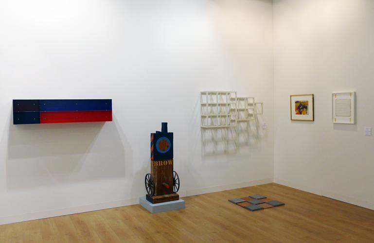 June 16 - 21, 2015 - Installation view - Art basel...