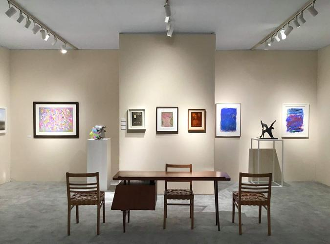 February 27 - March 01, 2020 - Installation view -...