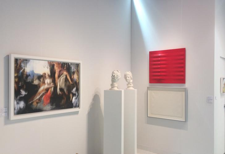 March 05 - March 08, 2020 - Installation view - Th...