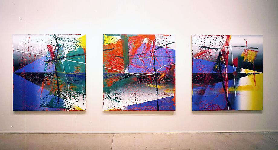 Gerhard Richter (b. 1932) Abstraktes Bild (blau) (...