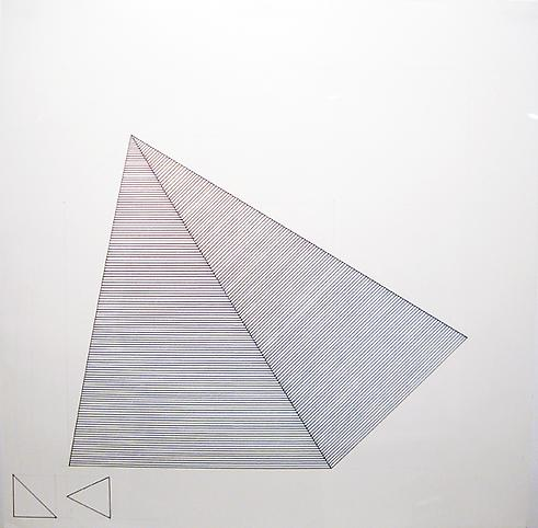 Sol LeWitt (1928-2007) Isometric Drawing, 1981 Ink...