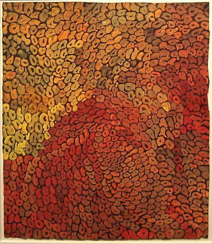 Yayoi Kusama (b. 1929) Untitled, 1953 Gouache on c...