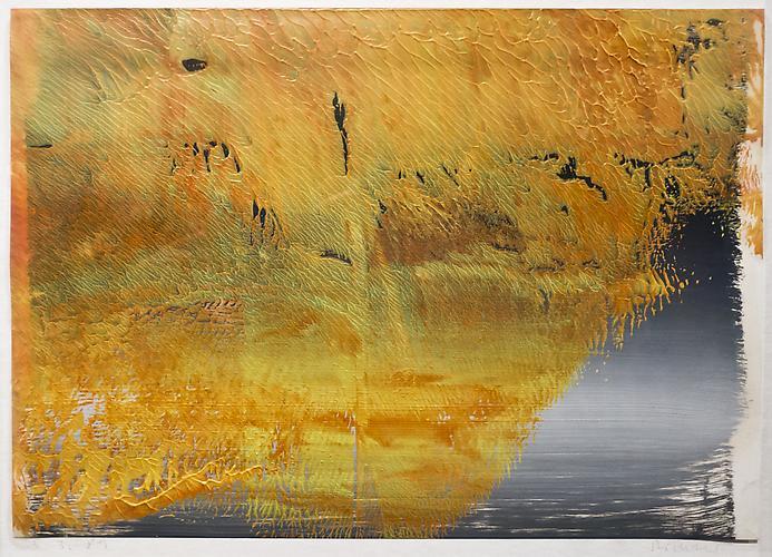 Gerhard Richter (b. 1932) Untitled, 1989 Oil on pa...