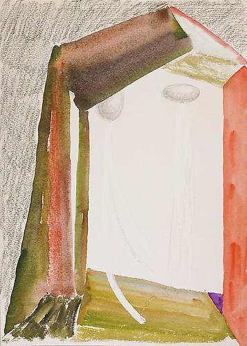 Fausto Melotti (1901-1986) Untitled, c. 1973 Mixed...