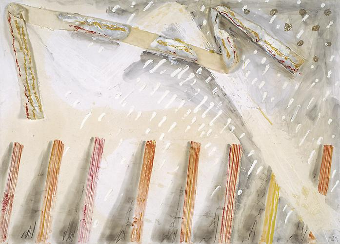 Fausto Melotti (1901-1986) Untitled, 1975 Plaster,...