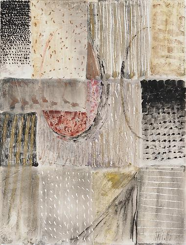 Fausto Melotti (1901-1986) Untitled, 1975 Painted...