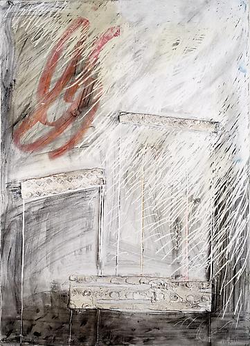 Fausto Melotti (1901-1986) Untitled, 1977 Plaster...
