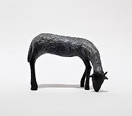 Karen Diefenbach Riposo, 2012 Bronze 7 x 9 x 5 in;...