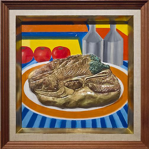 Tom Wesselmann (1931-2004) Little Still Life #8, 1...