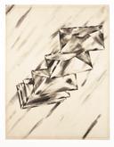 Robert Moskowitz (b. 1935) Untitled, 1962 Graphite...