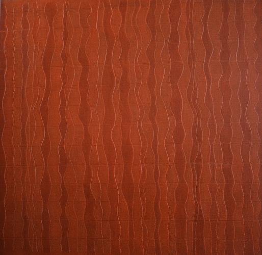 Edda Renouf, March Sounds, 2006, Acrylic on linen,...