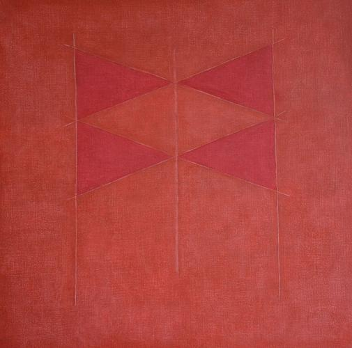 Edda Renouf (b. 1943) Sign XX, Summer Energy, ...