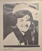 Andy Warhol, Jackie (Unique), 1966, Silkscreen ink...