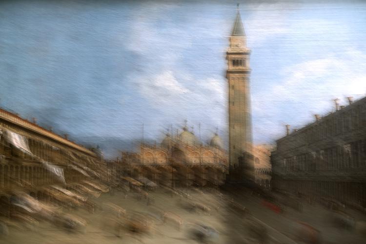 Piazza San Marco, Venice,2019 Archival Inkje...