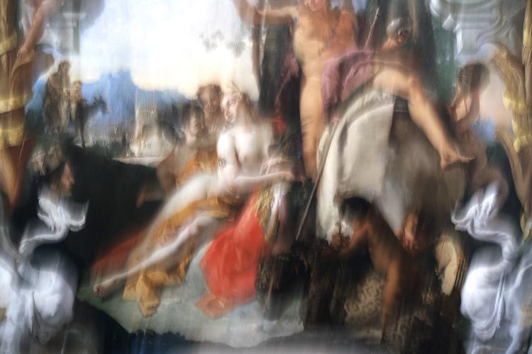 Bacchus and Ariadne,2019 Archival Inkjet pri...