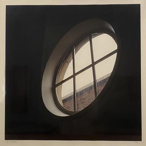 Tilburg from Ten Windows 1997 Photograph printed o...
