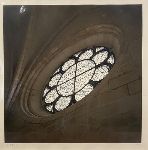 Soissons from Ten Windows 1989 Photograph printed...