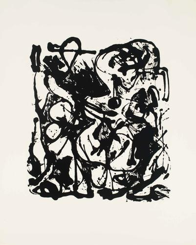 Silkscreen (Set of 6: 6 of 6), 1951 Ink on paper S...