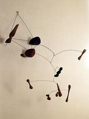 Alexander Calder (1898-1976) Constellation (wall m...