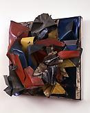 John Chamberlain (1927-2011) Untitled No. 1 1960 W...