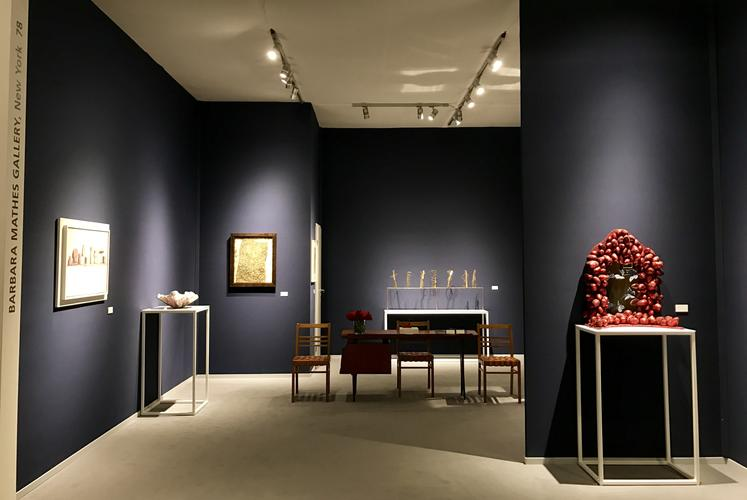 May 3 - 9, 2017 - Installation view - Tefaf | new...