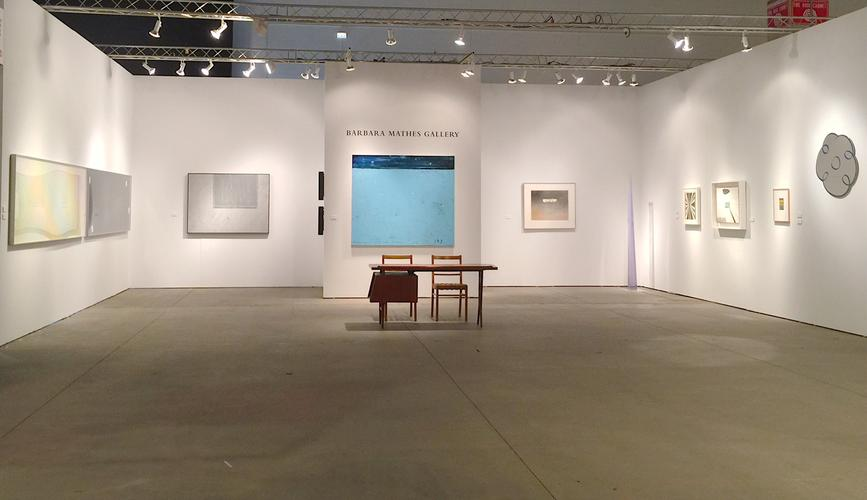 September 17 - 20, 2015 - Installation view - Expo...