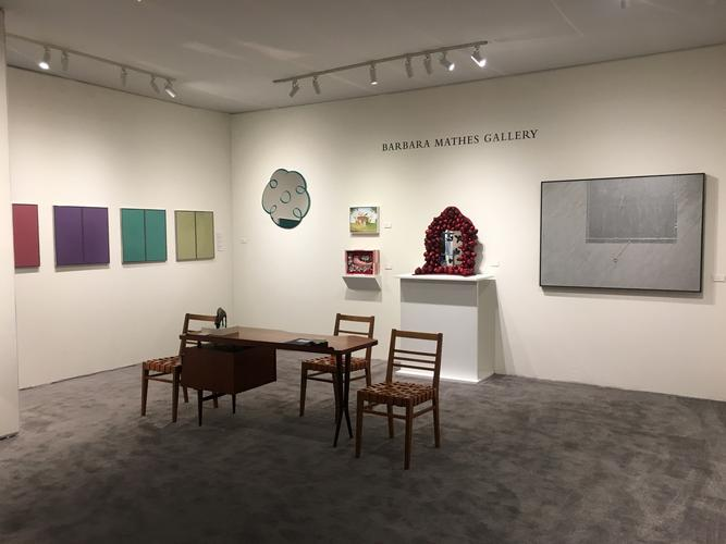 November 10 - 14, 2016 - Installation view - The s...