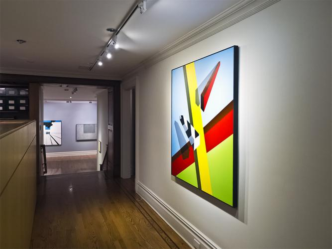 Spaces of american pop: allan d'arcangelo, jo...